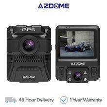 Picture of AZDOME GS65H Dual Lens Car DVR Dash Cam Front HD 1080P / Rear 720P Video Camera