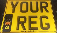 Picture for category Number Plate Printing