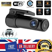 Picture of 1080P Car Dash Camera DVR Video Recorder With G-Sensor, WiFi to connect  with IOS and Android Phones