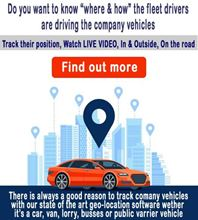 Picture for category Vehicle Tracking & Video Monitoring