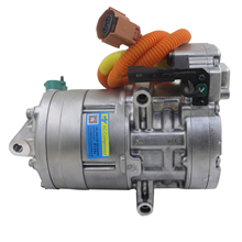 Picture of TESLA MODEL S Air-Con AC Electric Hybrid Compressor OEM Part# F502-FPFAA-01 From Year 2012-16