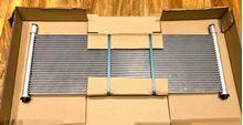 Picture of TESLA MODEL 3 & X AC Air-Con Condenser Radiator  OEM Part Number 1048498-00-C 104849800C 2015 onwrd